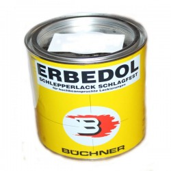 Paint Erbedol Agria red 0,75l from 1984r