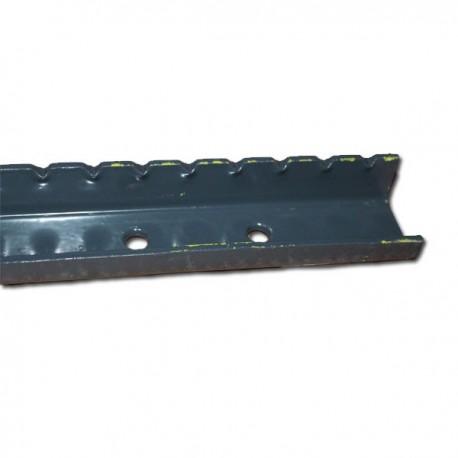 Направляющая планка наклонного транспортера комбайна Claas - (правая) 650мм