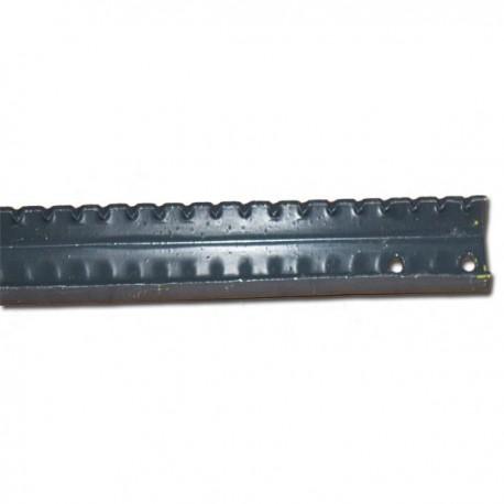 Направляющая планка наклонного транспортера комбайна Claas - (левая) 44х650