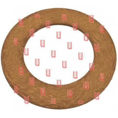 Friction clutch plate