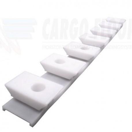 Floor cover comb