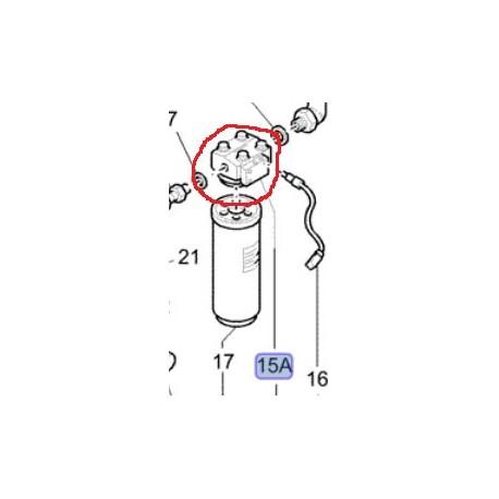Hydraulic filter holder[AGCO]