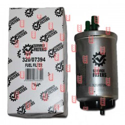 Fuel filter JCB 3CX 4CX [JCB]