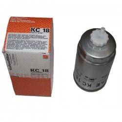Фильтр топливный KC18 [Knecht]