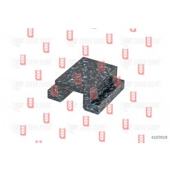 Скользящий пластмасс усиленный ANTI LIFT[Cargo Floor]