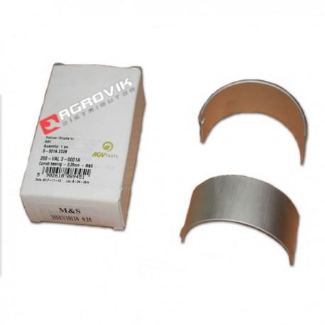 Шатунные вкладыши Valtra MSEV10110[M&S]