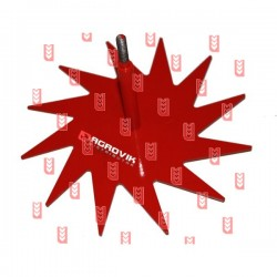 Звездочка регулировки длины тюка Famarol Z511[UNIA]