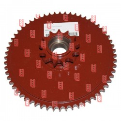 Asterisk two-row Z60/Z13 Laverda[Ricambi Italy]