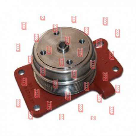 Fan Pulley with Plate FENDT[AGCO]