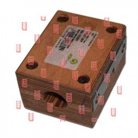Деревянный подшипник 703827.0 соломотряса комбайна Claas - 66х80х100мм