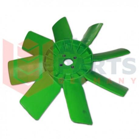 Вентилятор радиатора пластиковый 38х477