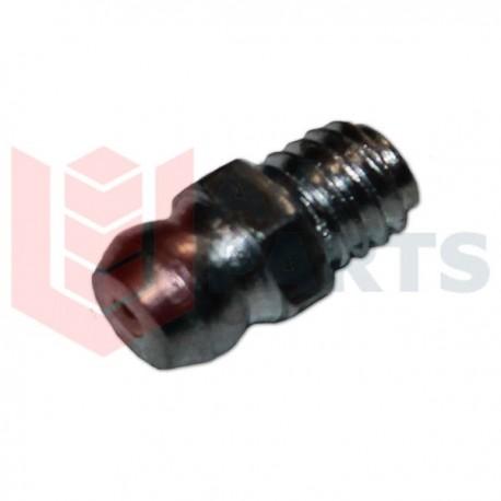 Пресс-масленка М6х1 (прямая)
