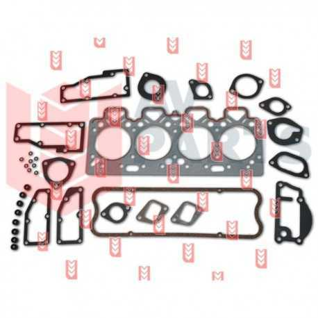 Upper Gasket Set Perkins A4.236, A4.248, 30/71-52[Bepco]