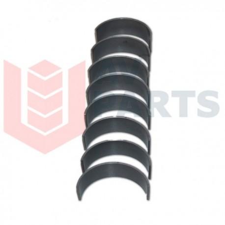 Вкладыши шатунные кпл 0.020-0.51mm 3-153B[Bepco]