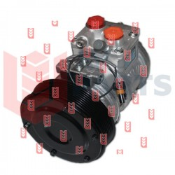 Air Conditioning Compressor John Deere RE46609[DENSO]
