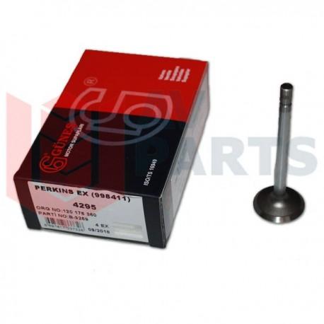 Exhaust valve Perkins 120176360[AVparts]