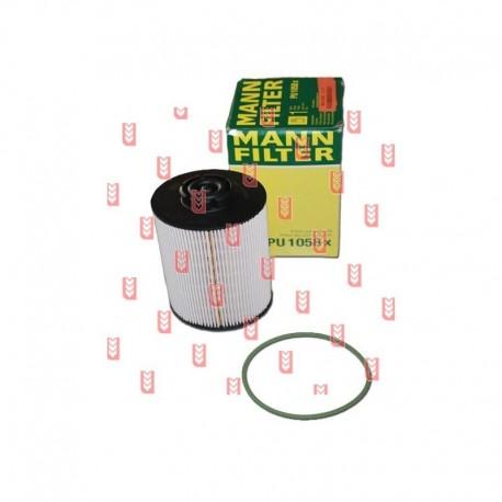 Паливний фільтр PU1058X[MANN]