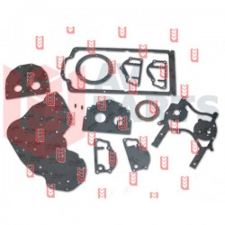 Lower gasket set Perkins 4.212, 4.236, 4.248[PL]