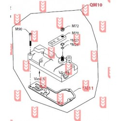 Hydrostatic valve Laverda, LA322180100 [Sauer]