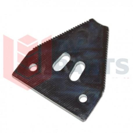 Сегмент SCH ножа жатки комбайна Claas - система Schumaher