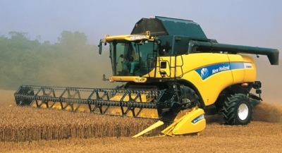 TECHNICAL DATA New Holland CX 8030 - CX 8090