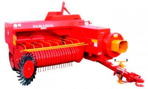 Spare parts supply for Famarol Z511 balers